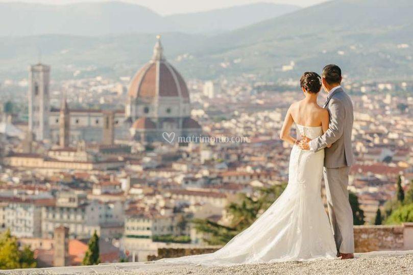 Wedding in Italy by Elisa