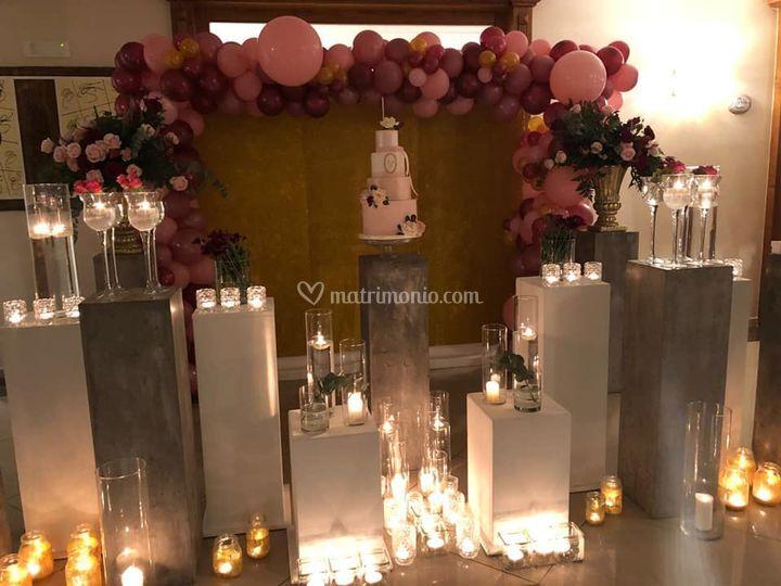 Villa Luisa Banqueting