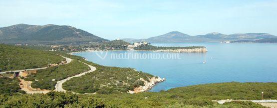 Panorama di Alghero