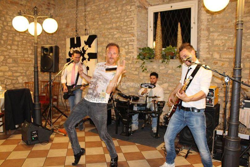 Sam onemanshow - intrigo band
