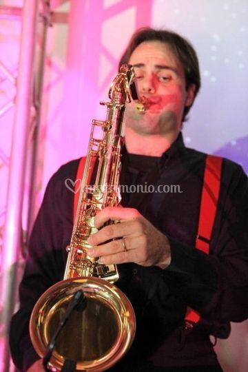 Cantante Saxofonista