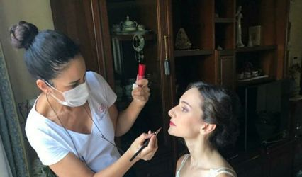 Sonia Sangiorgio Wedding Lookmaker