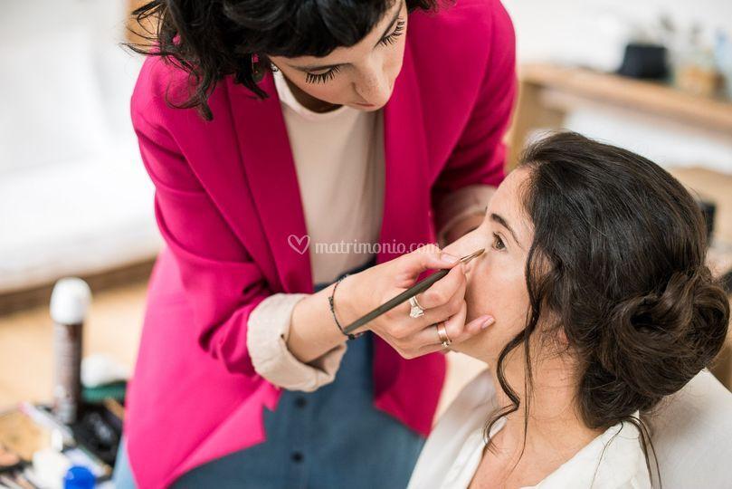 Sara Dinardo Makeup Artist