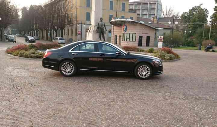 Mercedes serie S
