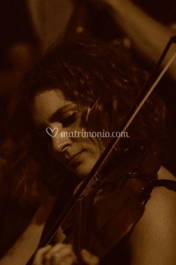Francesca Guccione, violino