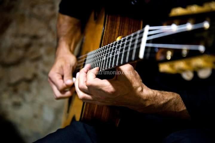 Francesco Rubino, chitarra