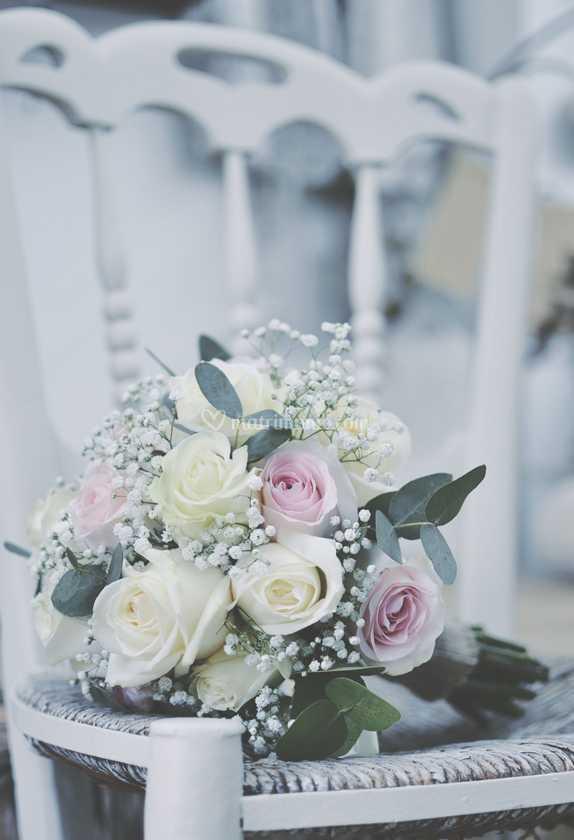 Bouquet Sposa Udine.Particolare Bouquet Sposa Di Vivre Shabby Chic Foto 27