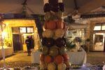 Torta macarons di Poggio Normanno Ricevimenti