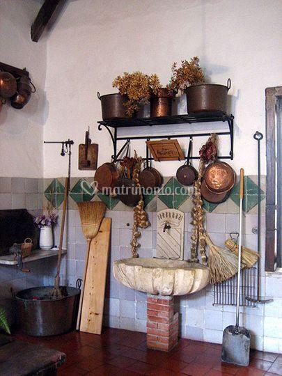 Conte federico for Cucina tradizionale