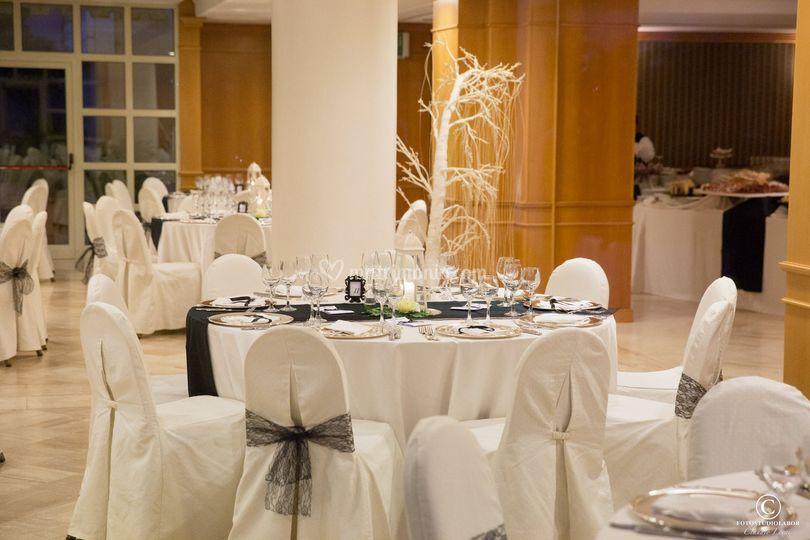 Tavolo invito a nozze