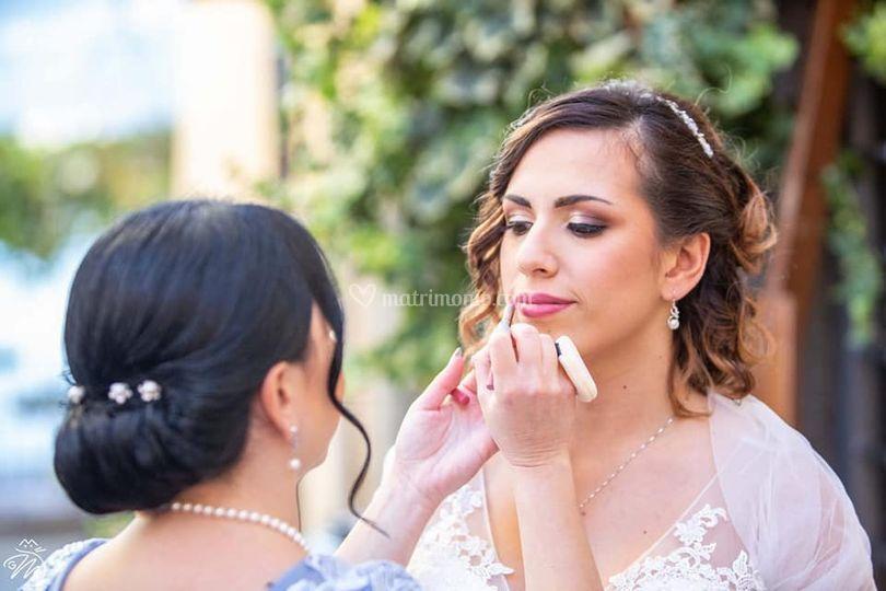 Roma Make-Up