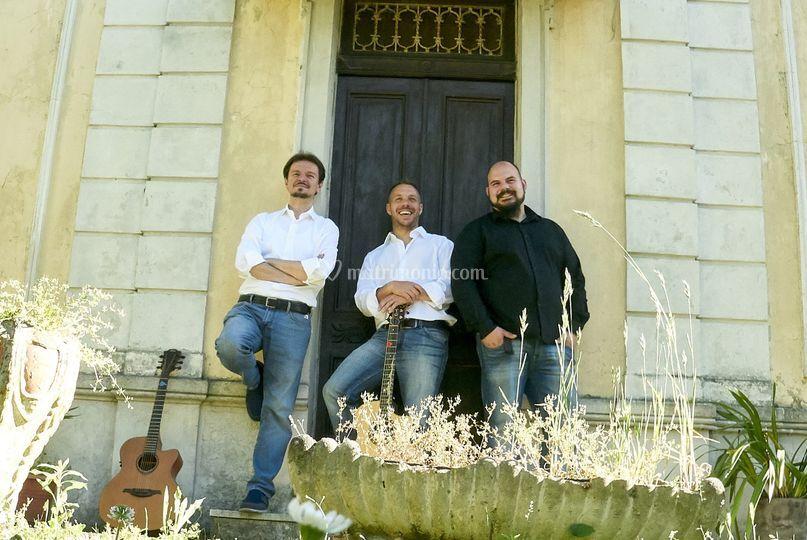 Du Spaghi'n Trio