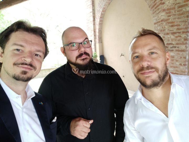 Du Spaghi 'n Trio