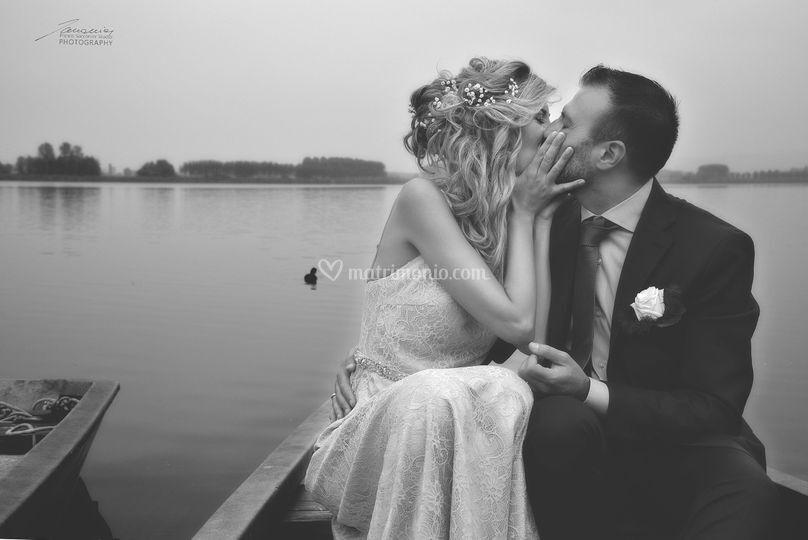Passione in riva al lago