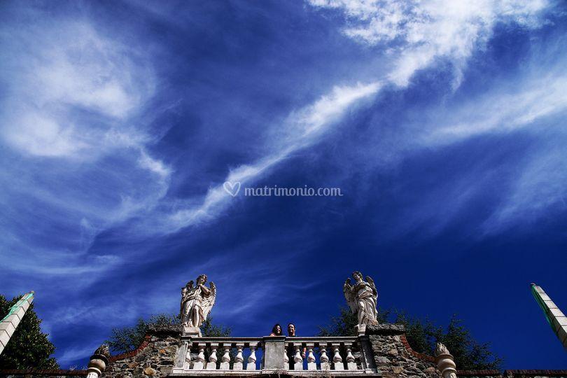 Il cielo sopra gli angeli