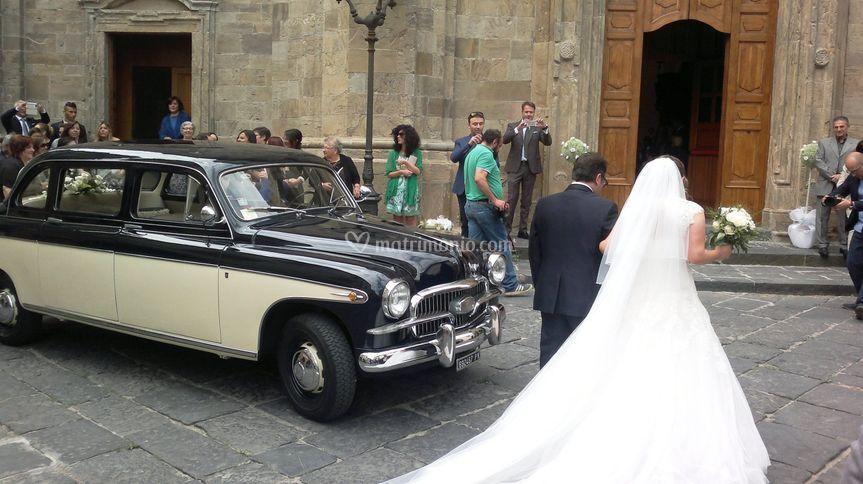 LImousine anni 50