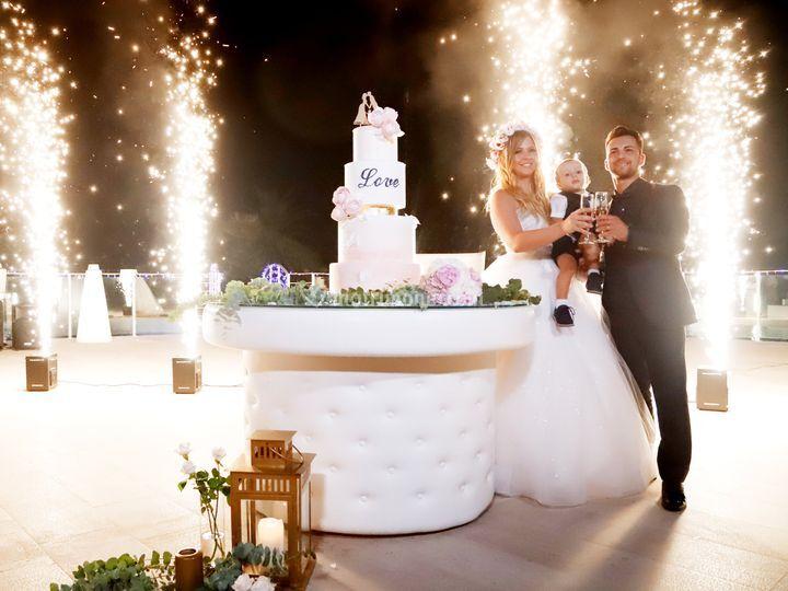 Torta Wedding Bari Famiglia