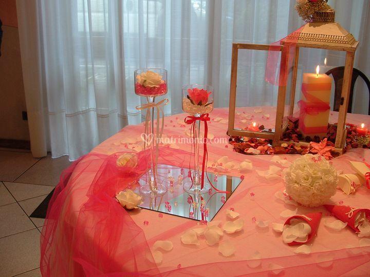 Decorazioni Wedding