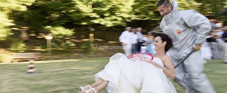 Villa Glicine Matrimonio