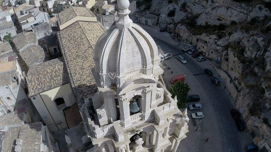 Drone chiesa S. Bartolomeo