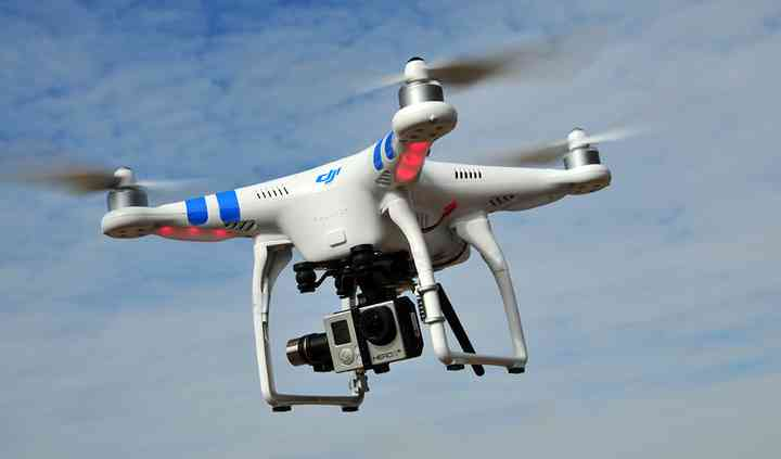 Drone WMS