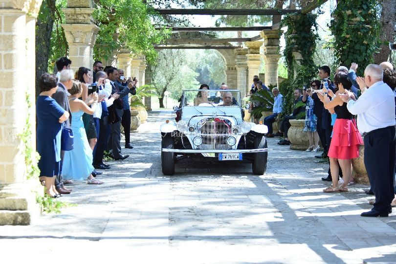 Wedding in Masseria Martuccio