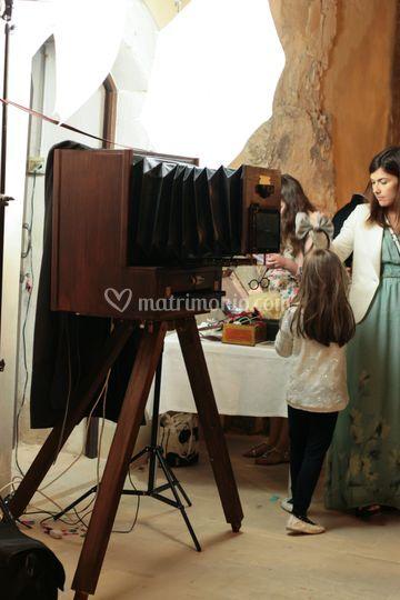 Photo booth Dora