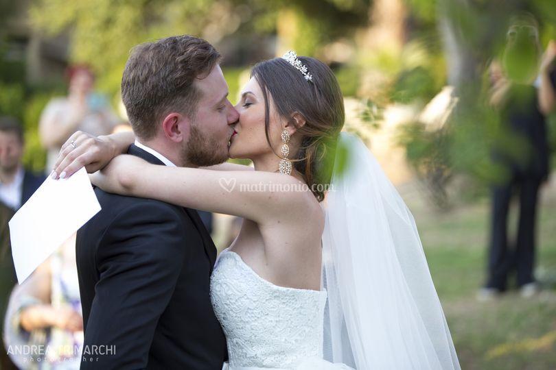 Un bacio importante