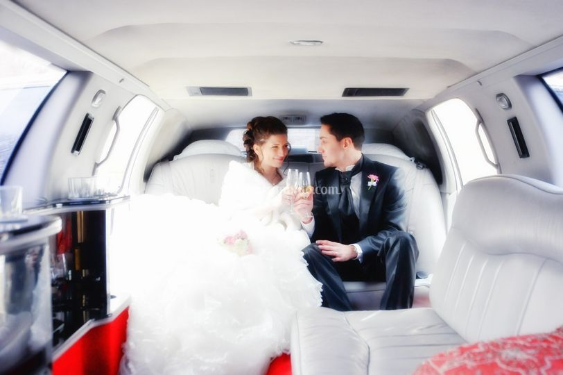In Limousine