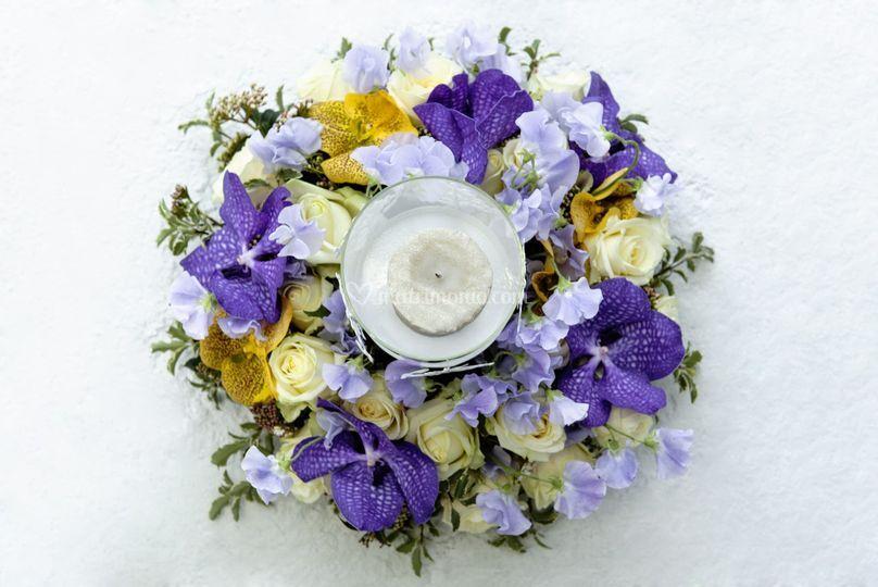 Davide Salzano floral Designer