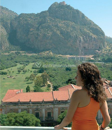 Panorama da Torreata Residence Hotel
