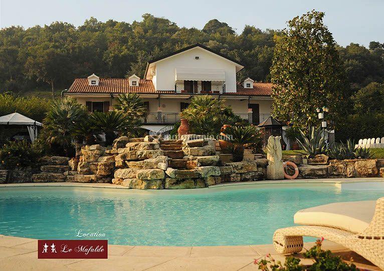 Matrimonio In Franciacorta : Villa le mafalde