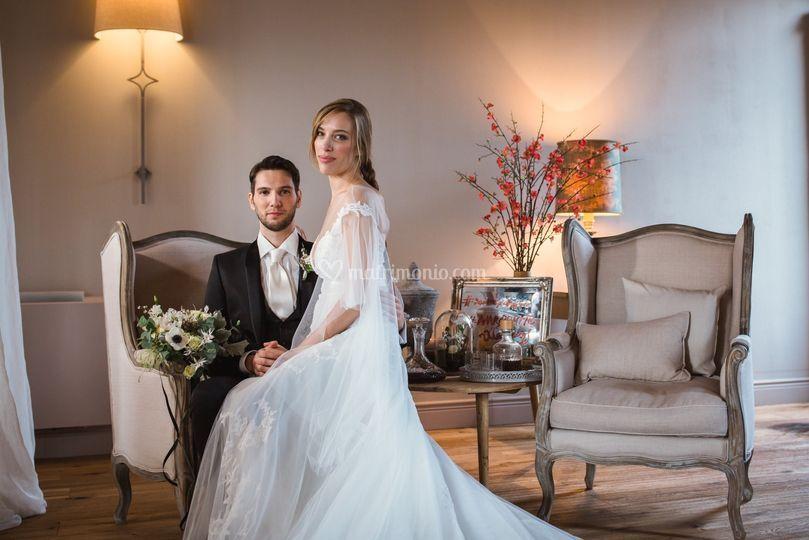 Trucco sposa e sposo