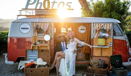 Vintage Photobus - Photo Booth