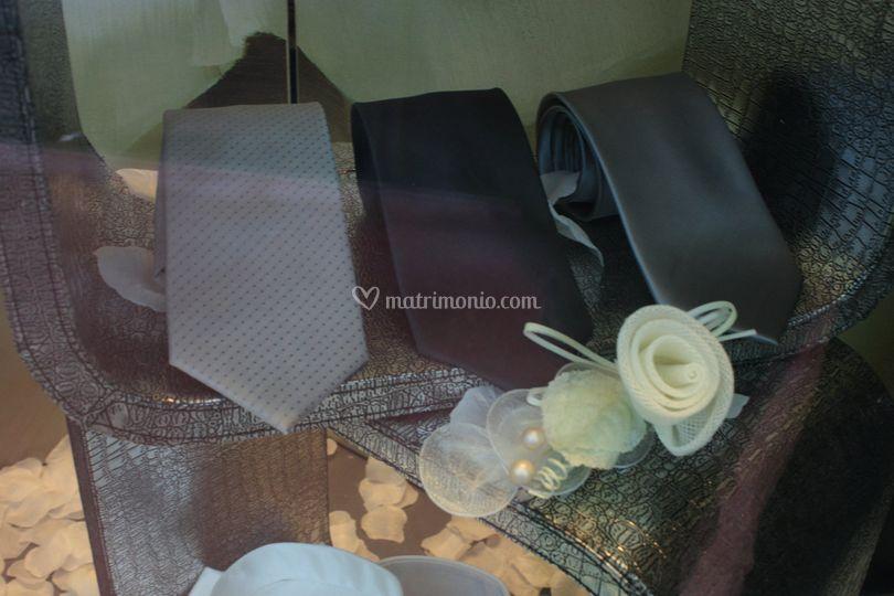 Esempio cravatte
