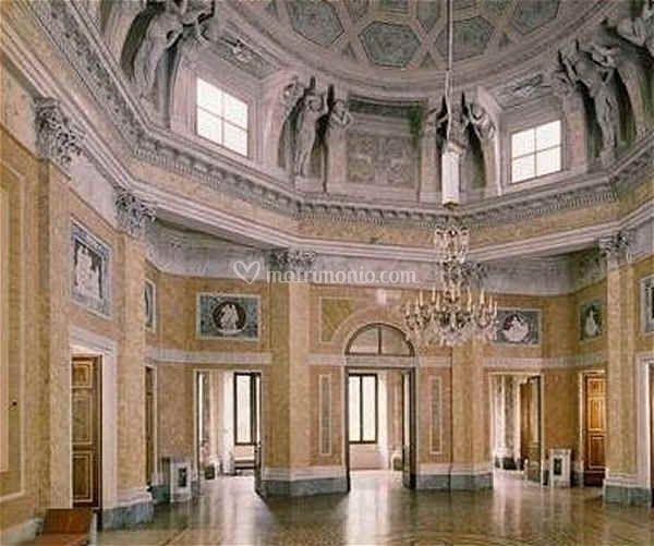Il Salone Ovale