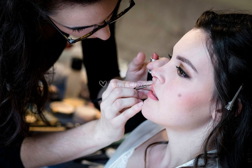 Alessandra Frate Make-up Artist