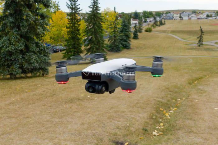 Drone inoffensivo