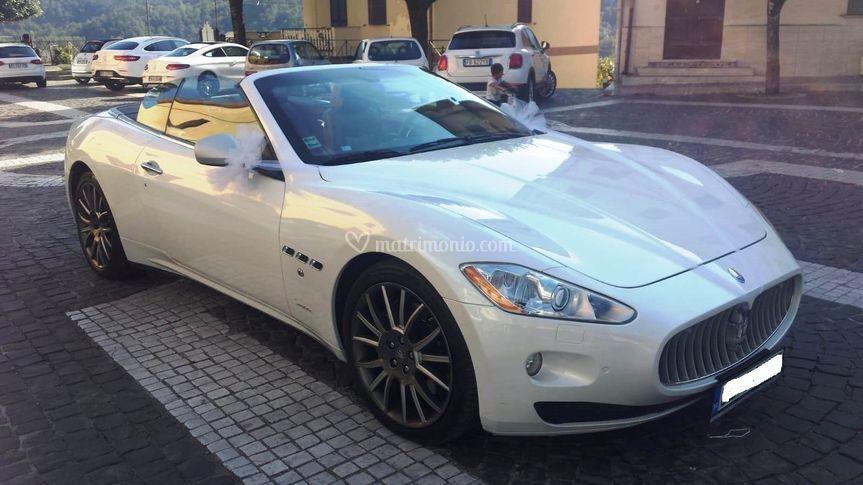 Maserati G. cabrio