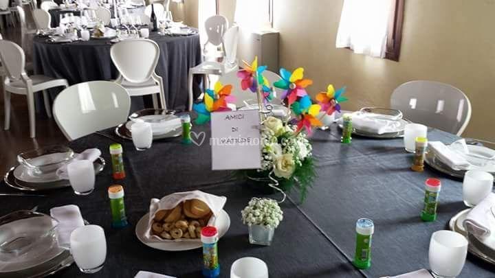 Lulu party for Tavolo unicorno