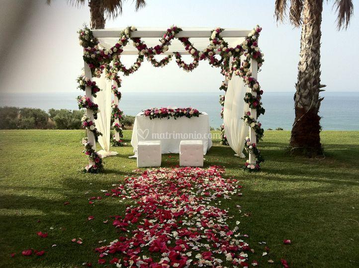 Matrimonio in loco