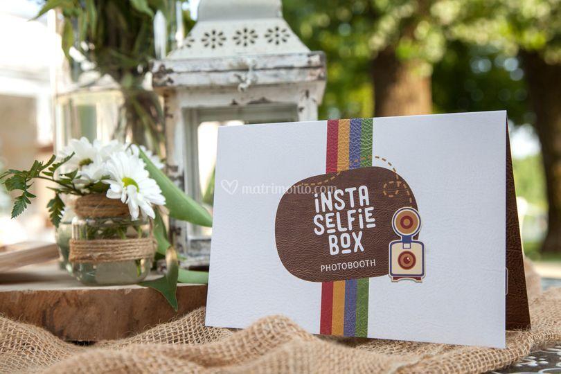 Instaselfiebox