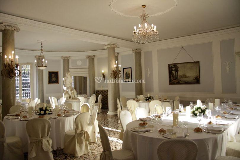 Salone villa