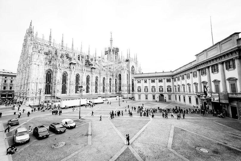 Milan in love
