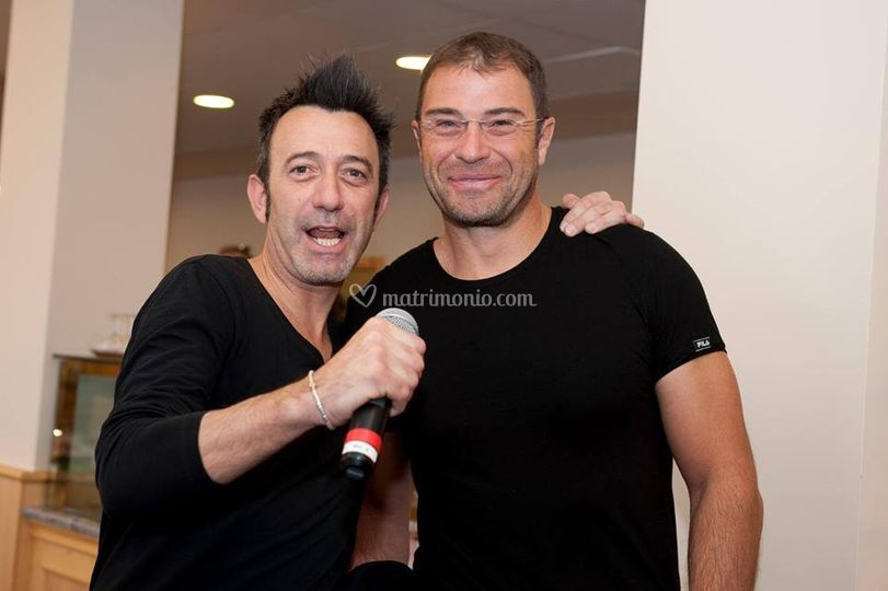 Me & Antonio Rossi