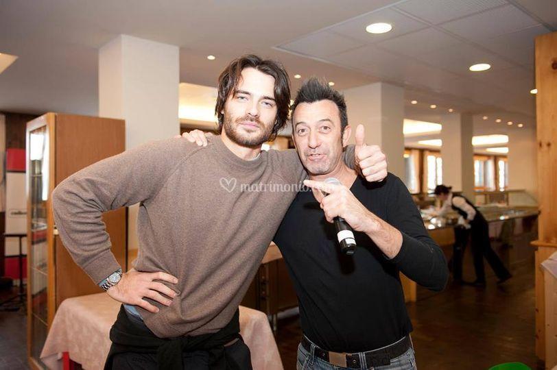 Me & Giulio Berruti
