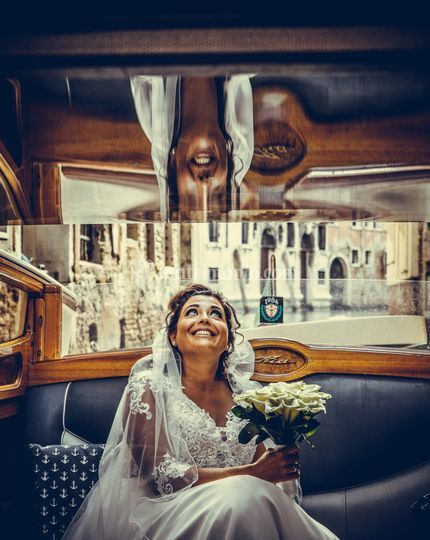 Wedding in Venezia