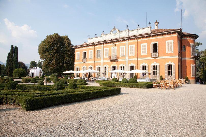 Esterno Villa Subaglio