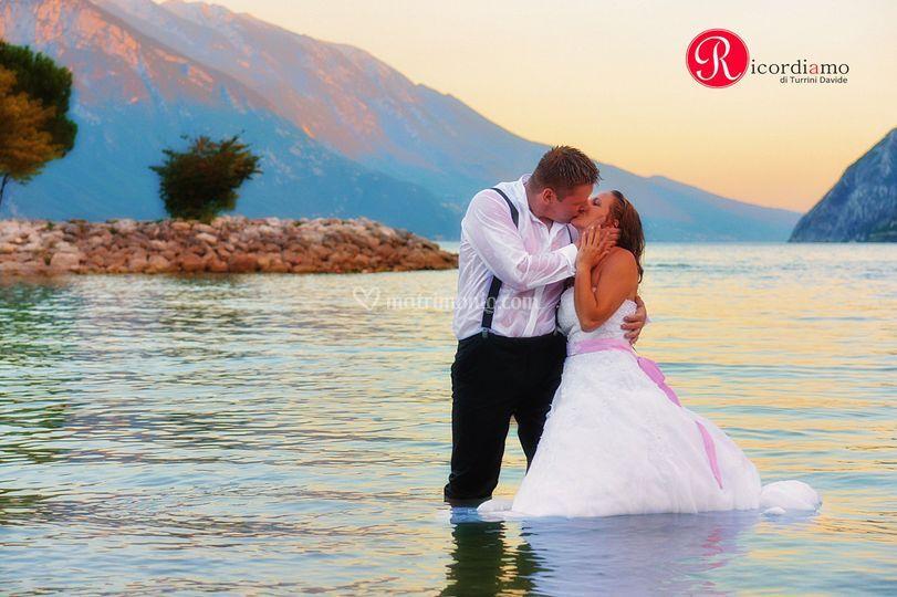Il bacio nel Lago