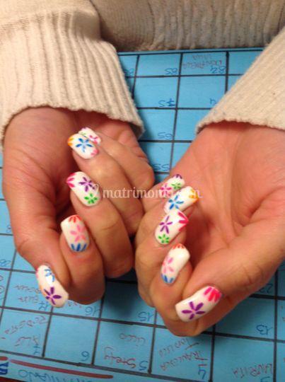 Refil con nail art